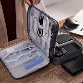adapter kabel väska