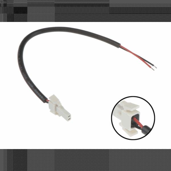 kabel for baklyset xiaomi elscooter silikonskydd